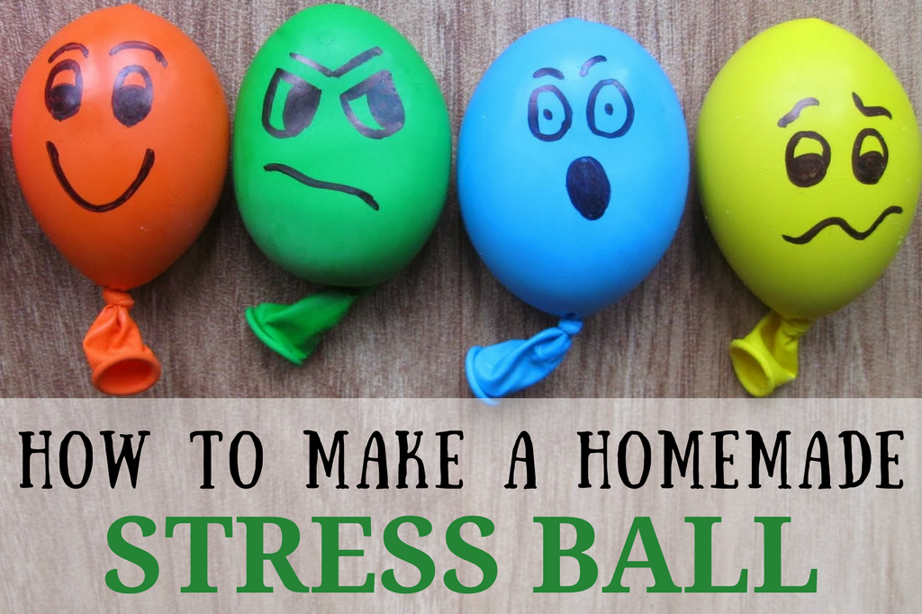 How To Make A Homemade Stress Ball Simple Diy Instructions
