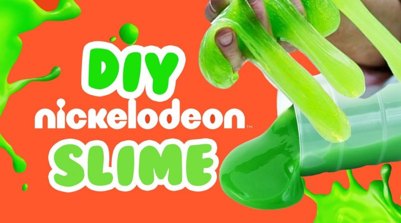 nickelodeon slime recipe