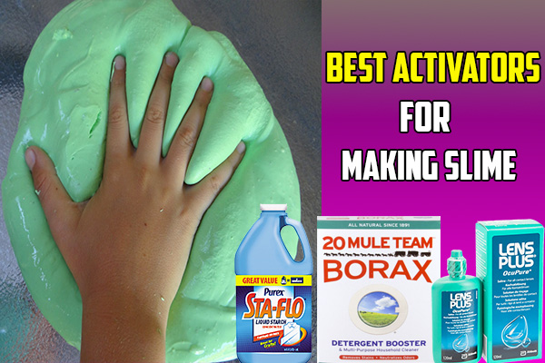 Best activators for making slime activators for slime list slime recipes ccuart Choice Image